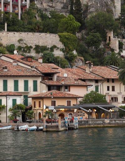 Limone_sul_Garda_-_Porto_Vecchio_alla_sera